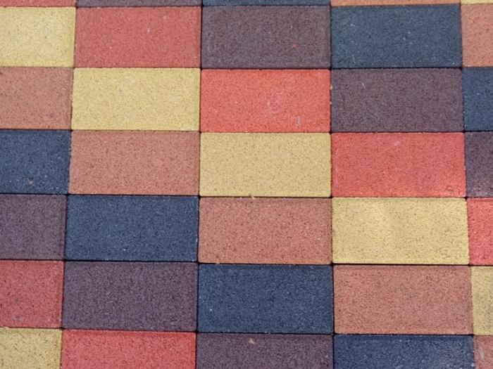 赤峰透水砖(混搭色)