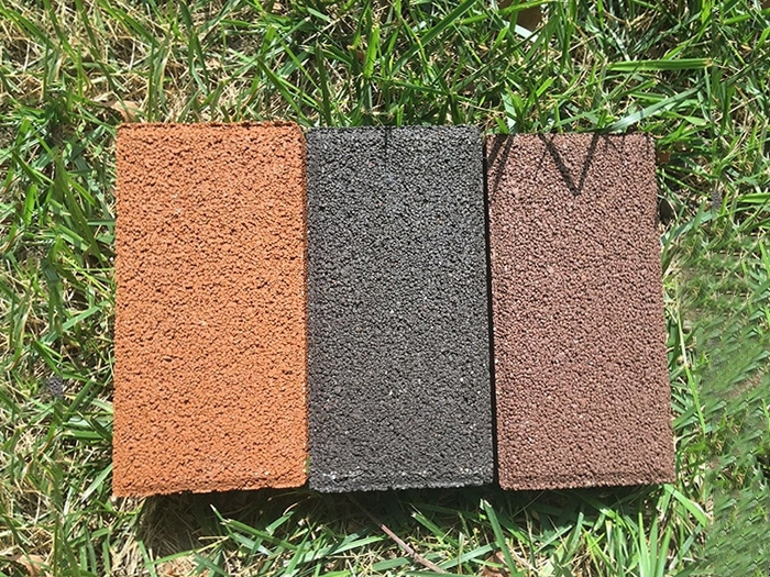 乌兰察布水泥制品透水砖