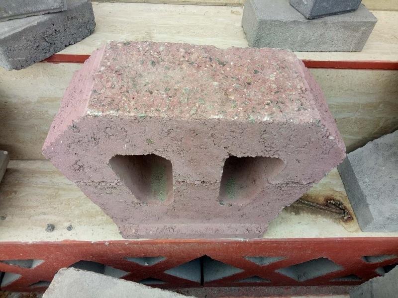 内蒙古水泥制品挡土墙砖