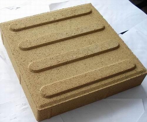 盲道砖(实景拍摄展示)