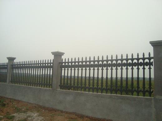 水泥制品网围栏杆