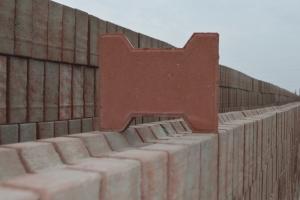 内蒙古工字砖(红色)