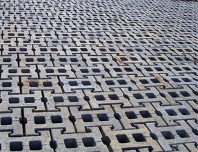 内蒙古工字砖厂家