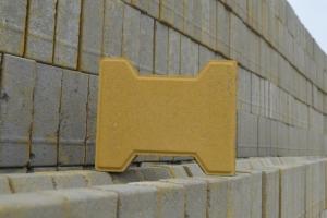 内蒙古工字砖供应商(黄色)